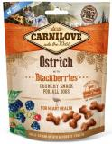 Carnilove Dog Crunchy Snack Ostrich with Blackberries 200 g
