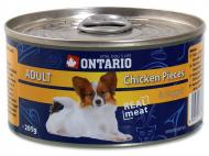 Ontario konzerva Chicken Pieces+Chicken Nugget 200 g