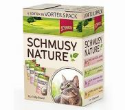 Schmusy Nature's menü multipack 12x100 g